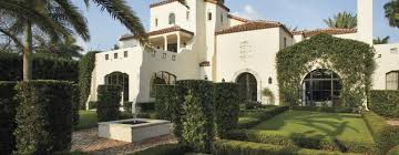 revival home a 1920s mediterranean revival style venetian islands home