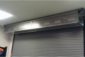 Curtron Air Curtain Air Curtain Door Single Phase Air Curtains Ehd Air Curtain