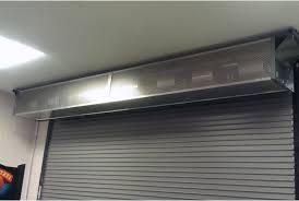 Air Curtains For Overhead Doors Commercial Door Installation Repair Exterior Doors For