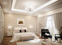Black Classic Bed Designs The Symmetrical Style Bedroom Is The Most Neatest Interior Design