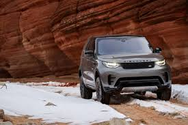 discovery land rover 2017 2017 land rover discovery suv review remarkably overqualified wsj