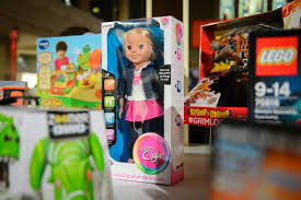 talking doll my friend cayla spies on children privacy groups claim