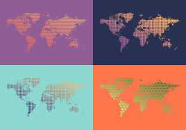 Map Pattern Free World Map Patterns Vector Download Free Vector Art Stock