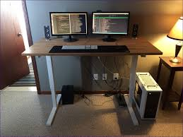 Ikea Stand Up Desk Hack by Living Rooms Design Ikea White Office Table Ikea Table Height