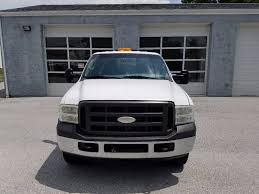 2005 Ford F250 Utility Truck - 2005 used ford super duty f 250 xl 4x4 stake bed at west chester
