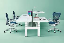 Open Plan Office Furniture Systems In NYC Benhar Office Interiors - Ais furniture