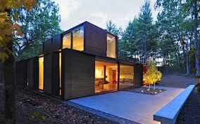 pleated house door county wisconsin u2014 johnsen schmaling architects