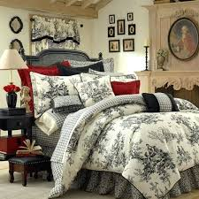 Pottery Barn Toile Bedding Toile Quilts And Comforters I Am Loving The Darcy Toile Bedding At