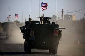 It Is Being Reported That Turkish Military Forces Have by Is The U S Headed For A Quagmire In Syria Time