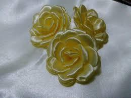 cara membuat bunga dari kertas pita jepang cara membuat bunga mawar dari pita satin momysouvenir