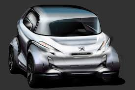 peugeot concept peugeot kind of reveals their new bb1 concept