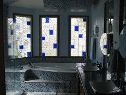 Modern Bathroom Windows Glass Block Bathroom Windows Modern Bathroom New Orleans