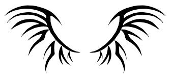tribal wings by nashidesei on deviantart
