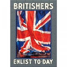 Is Today Flag Day Britishers Enlist Today Puzzle 50pc Shoptv