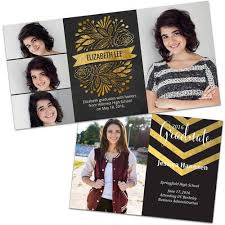 graduation photo cards awesome finishing graduation photo cards modern template designing