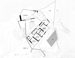 desert house plans gallery of black desert house oller pejic architecture 33