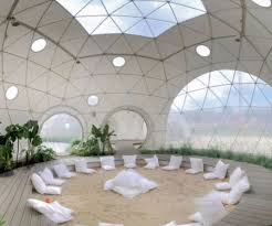 geodesic dome home interior glass dome home