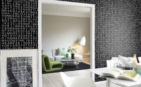 cool wallpaper ideas interior design letter motifed cool wallpaper ideas combined with lovely glasses on white square table facing white