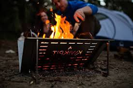 Steel Fire Pit - kwik pit portable steel firepit gadget flow