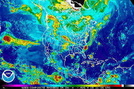 caribbean weather map live weather satellite for u sl canada mexico and