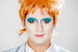 Ziggy Stardust Halloween Costume Diy David Bowie Halloween Costume Mars Edition