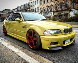bmw m3 stanced slammed e46 m3 with all 4 fenders rolled to tuck 20 u0027s