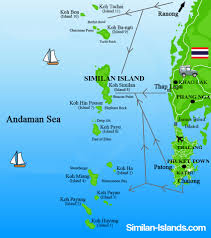 getting to the similan islands similan islands com national park