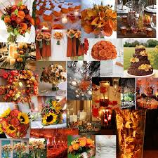 Fall Flowers For Weddings In Season - autumn season wedding wedding cards a2zweddingcards