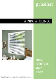 window blinds no price page 1 khomi furniture shop