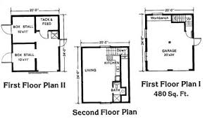 Small Barn Plans Barn Apartment Floor Plans Home Design