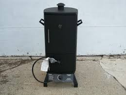 Char Broil Patio Caddie Gas Grill by Best Brinkmann Vertical Propane Gas Smoker Just Lowered Price