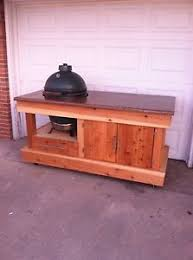 Green Egg Table by Big Green Egg Table Ebay