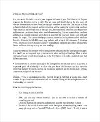 literature review template story writing paper template free