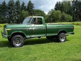 Ford F100 1975 Box Rails On Dentsides Ford Truck Enthusiasts Forums