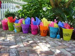 personalized buckets special party projects s party creations