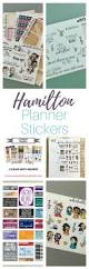 273 best planners and planner accessories images on pinterest hamilton planner stickers
