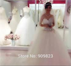 aliexpress com buy ball gown wedding dress 2016 with