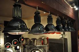 Vintage Pendant Light Fixtures Set Of 12 Vintage Industrial Black Pendant Light Fixtures