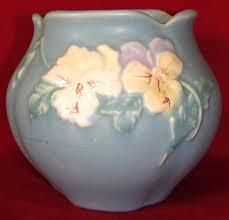 Weller Pottery Vase Patterns 425 Best Weller Images On Pinterest Weller Pottery American Art