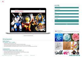 the best new portfolio sites january 2017 webdesigner depot
