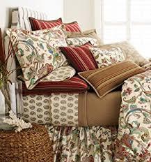 Ralph Lauren Floral Bedding Amazon Com Ralph Lauren Bedding Belle Harbor Red Floral Full