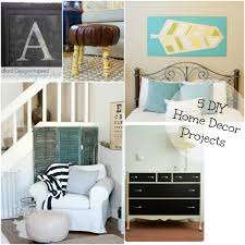 5 diy home decor projects and the project stash