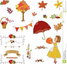 pumpkins border clipart pumpkin and leaves autumn borders royalty free stock photos