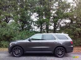 Dodge Durango Rt - 2017 granite metallic dodge durango r t awd 115973511 gtcarlot