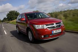 dodge journey estate review 2008 2010 parkers