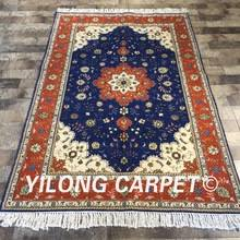 Blue Wool Rug Online Get Cheap Blue Wool Rug Aliexpress Com Alibaba Group