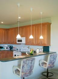 kitchen appealing apartment pendant lighting over island low