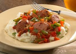 zesty sausage and potato skillet dinner johnsonville