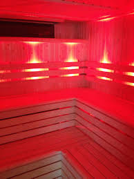 Bench Lighting Sauna Lighting