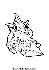 100 skylander printable coloring pages get this skylander